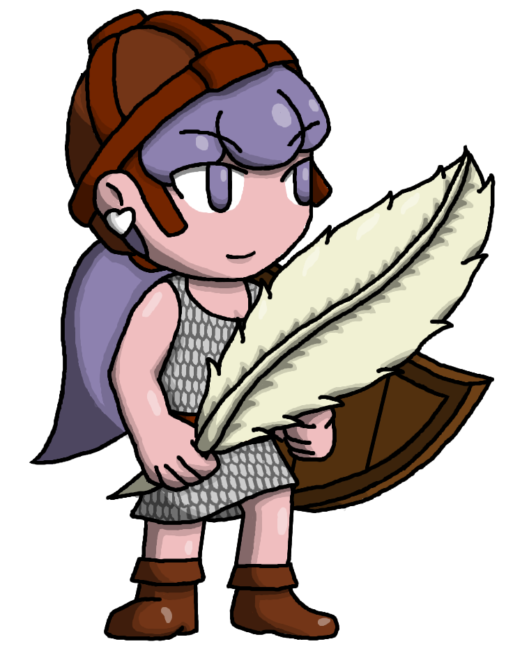 Warrior clipart feather. Practice by thejestermime on