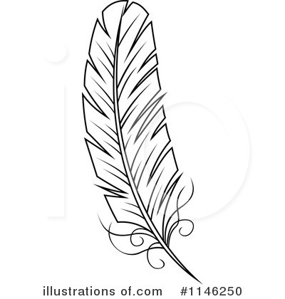 Feathers clipart fether.  clipartlook