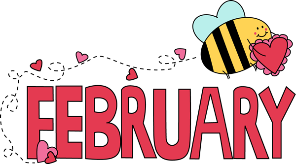 February clipart. Free cliparts download clip