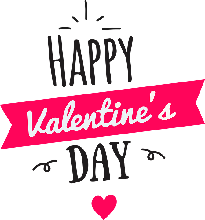 February clipart anniversary. Happy valentines day png