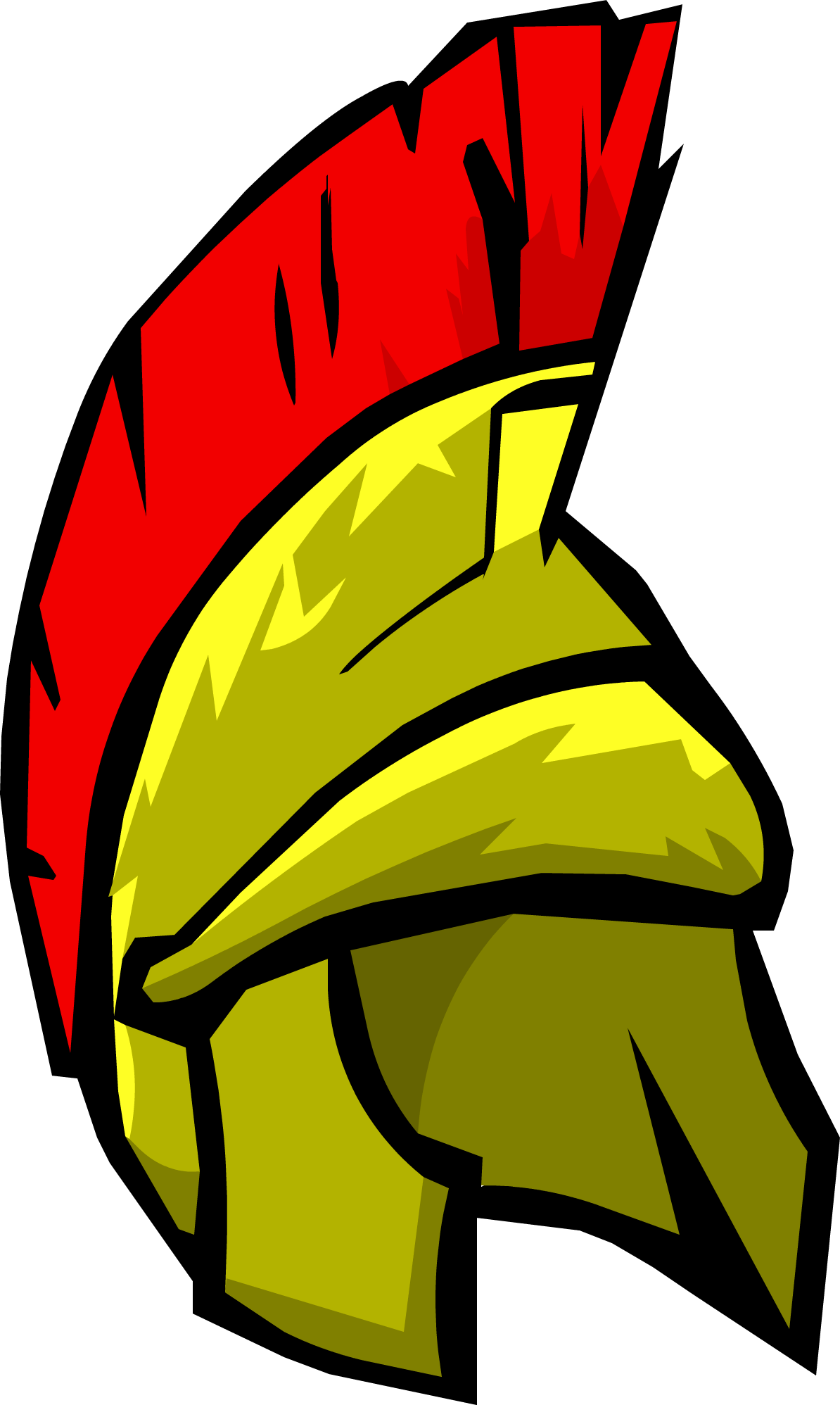 Roman helmet png. Image club penguin rewritten