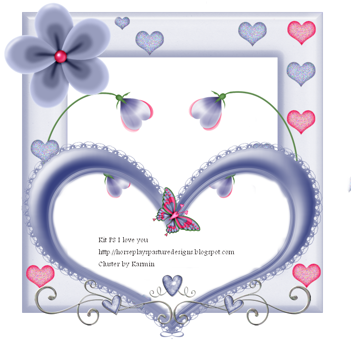 Thetaggerslounge design a frame. February clipart cluster heart