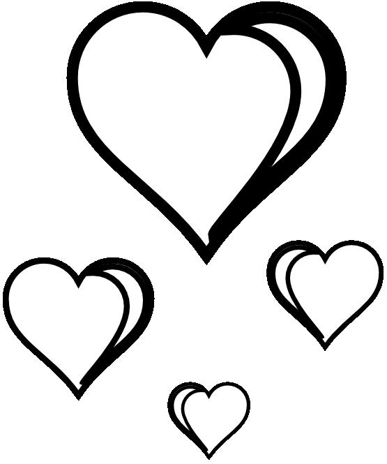 Clipartist net clip art. February clipart cluster heart