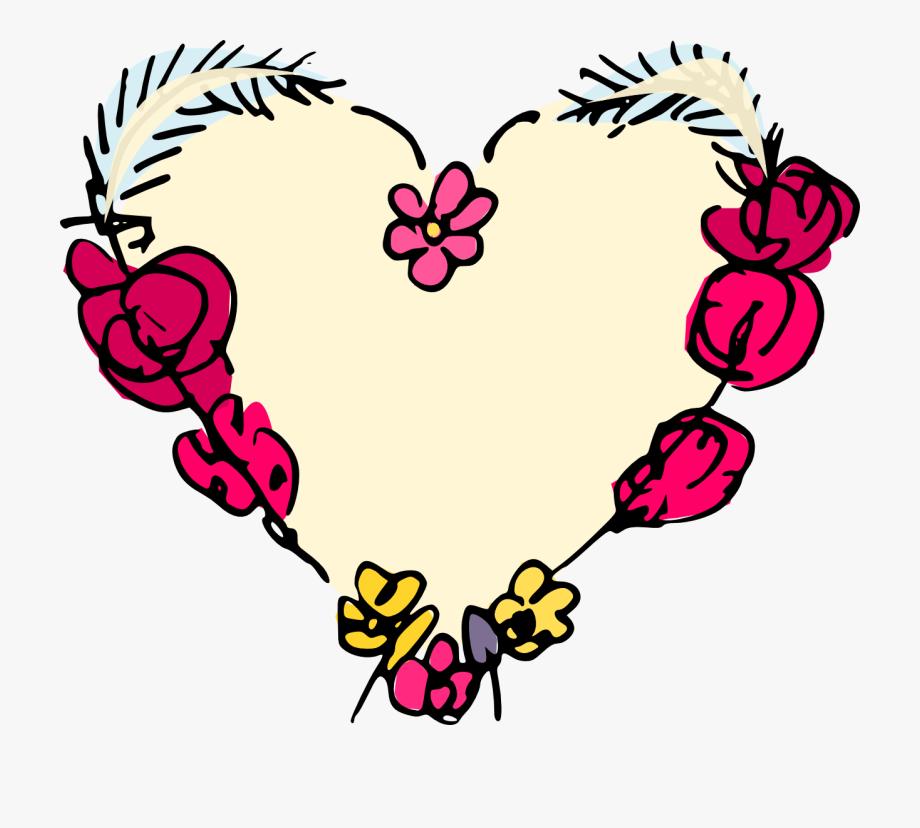 February clipart cute button. Heart scrapbook clip art
