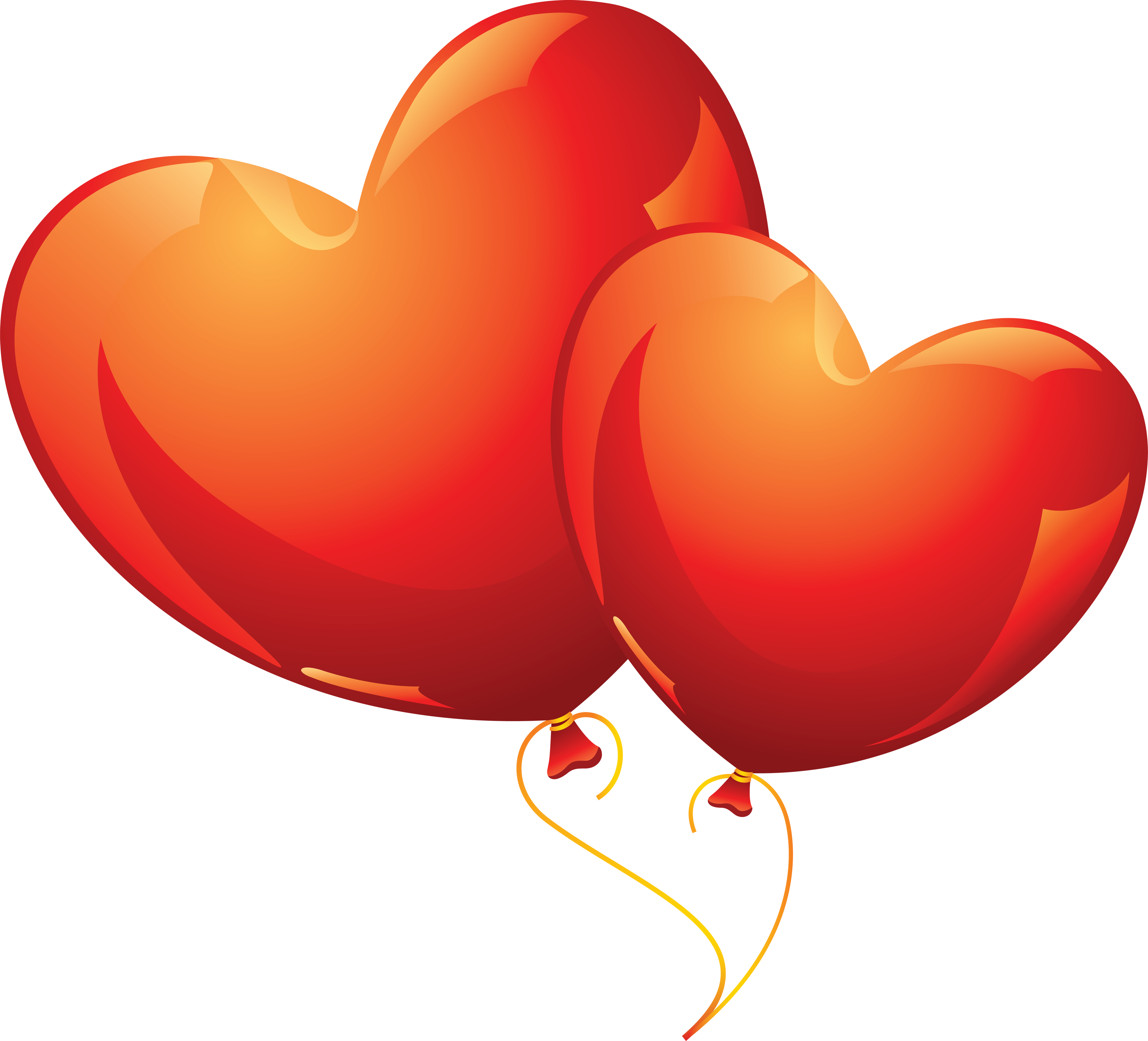 February clipart cute symbol. Fall in love with