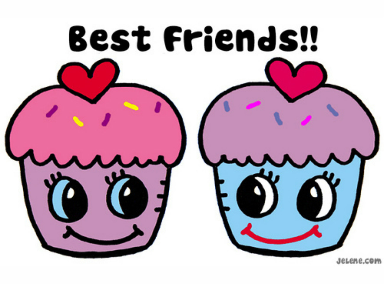 Friendship clipart bff. Free heart cliparts download