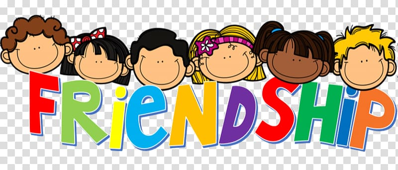 Day month human behavior. Friendship clipart preschool