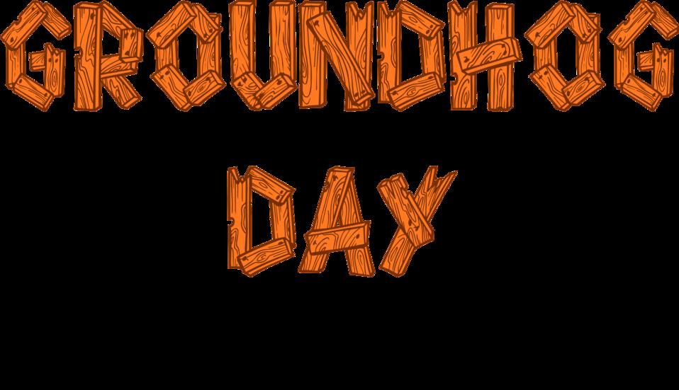 Groundhog clipart february 2. Public domain clip art