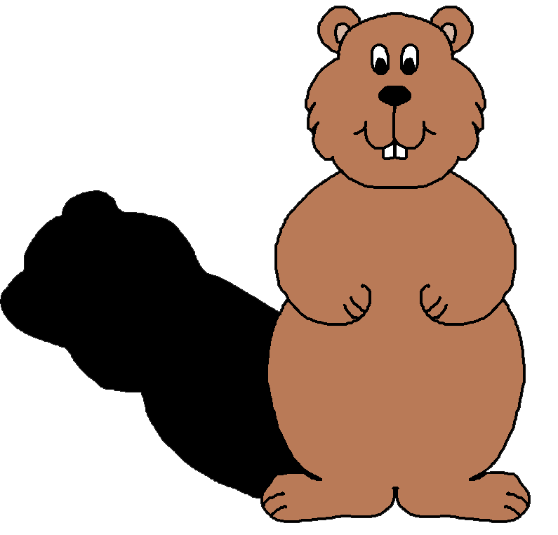 February clipart groundhog hole. Cartoon cartoonwjd com day