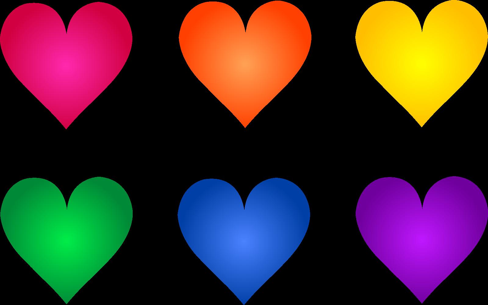 Heat clipart coloured heart. Mitchell pt england school