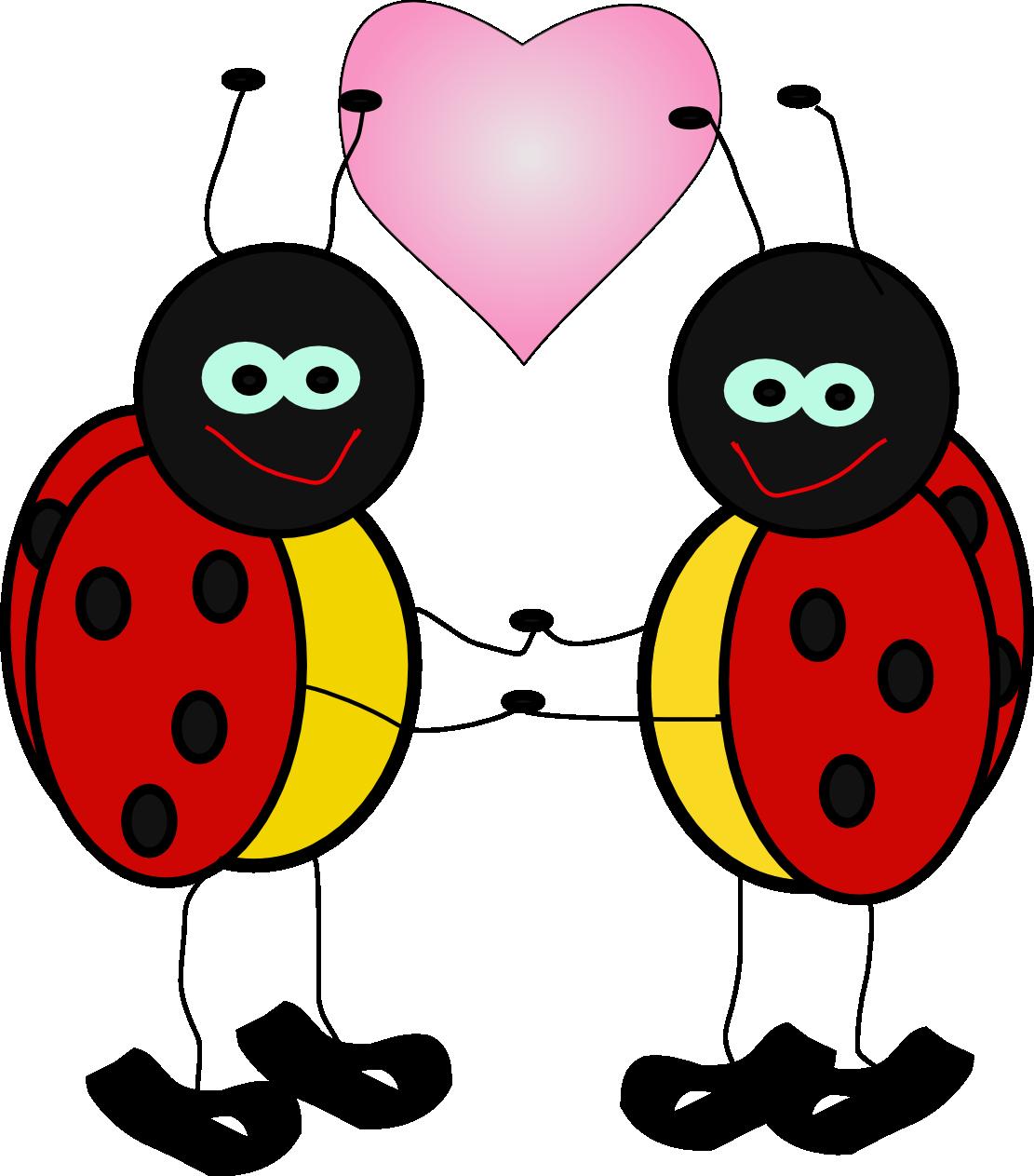 love transparent png. Ladybugs clipart classroom decoration