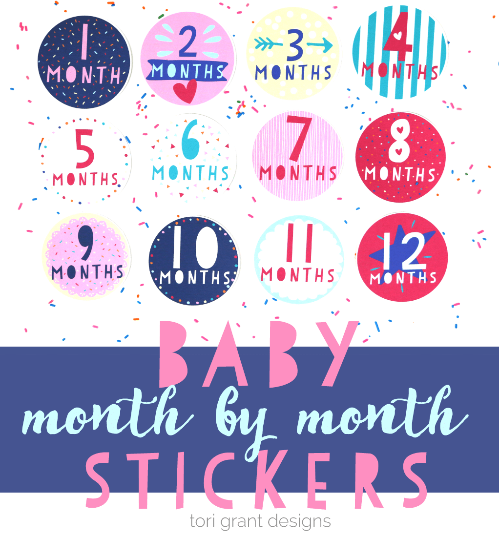 February clipart month name. Super sweet by baby