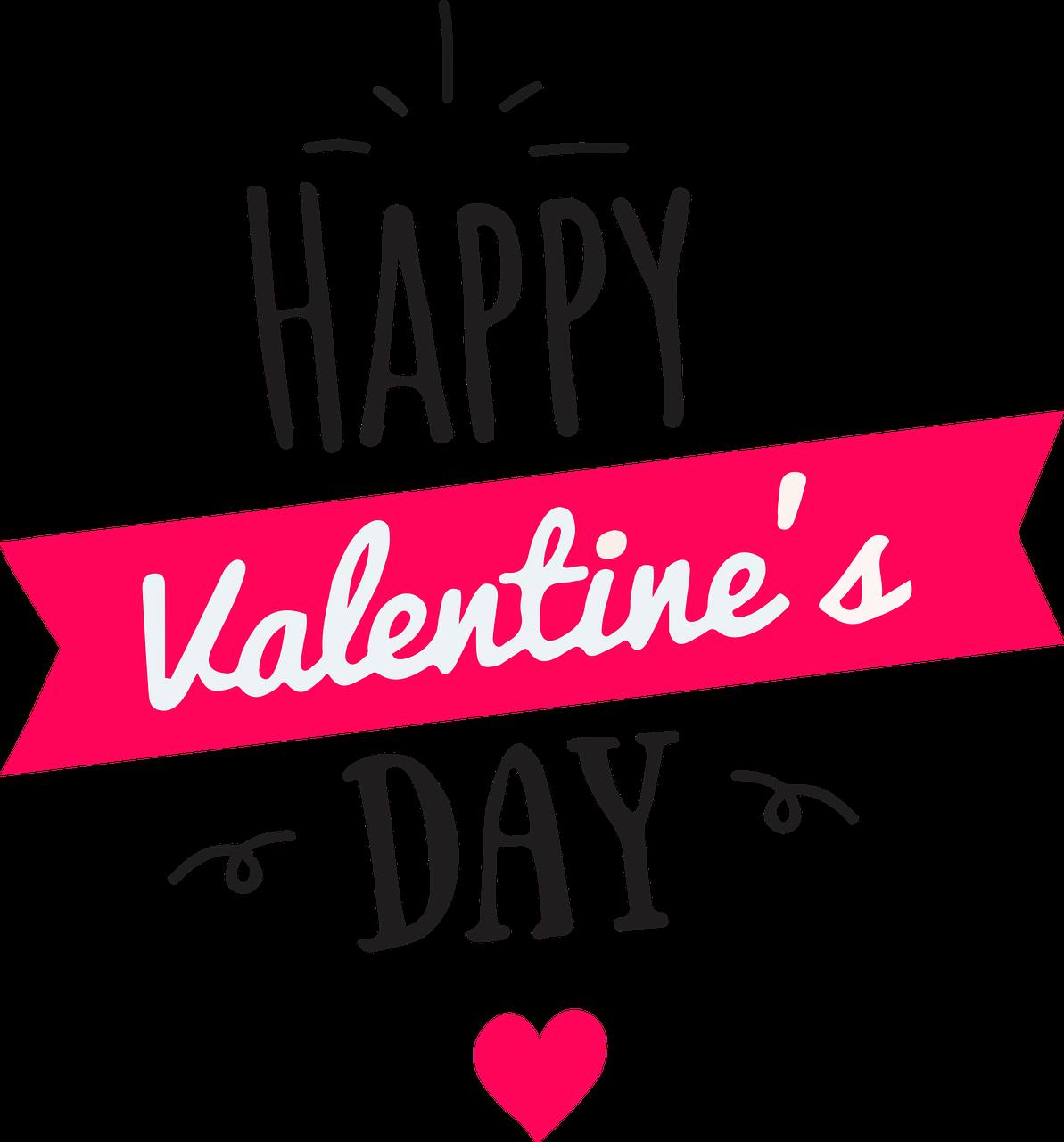 February clipart secret valentine. Saint s day in