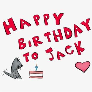 October birthday happy jack. February clipart similar