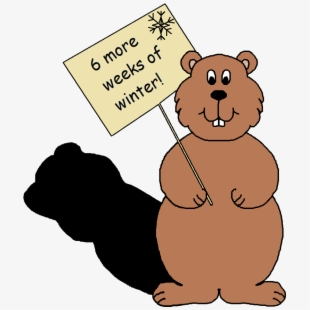 Groundhog s day more. February clipart similar