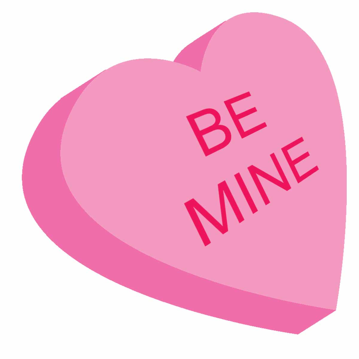 Valentine clipart bag. Free candy pictures download