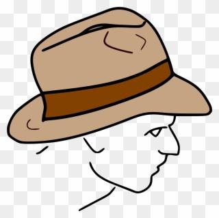 Free png clip art. Fedora clipart alpine hat
