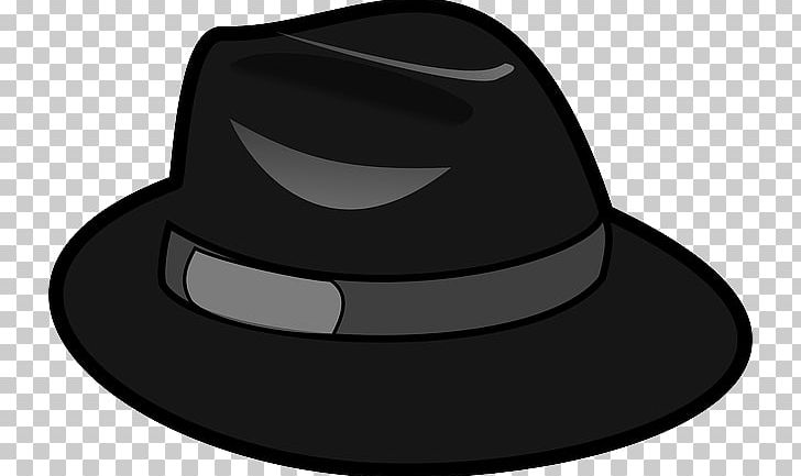 Hat briefings png baseball. Fedora clipart black and white