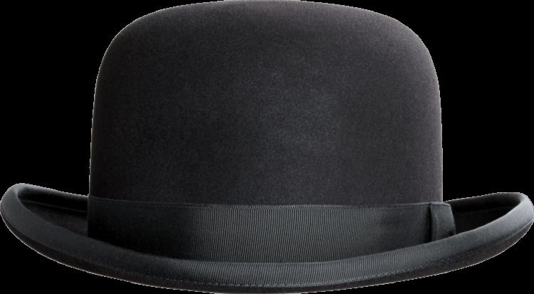 Photo transparent png stickpng. Fedora clipart bowler hat