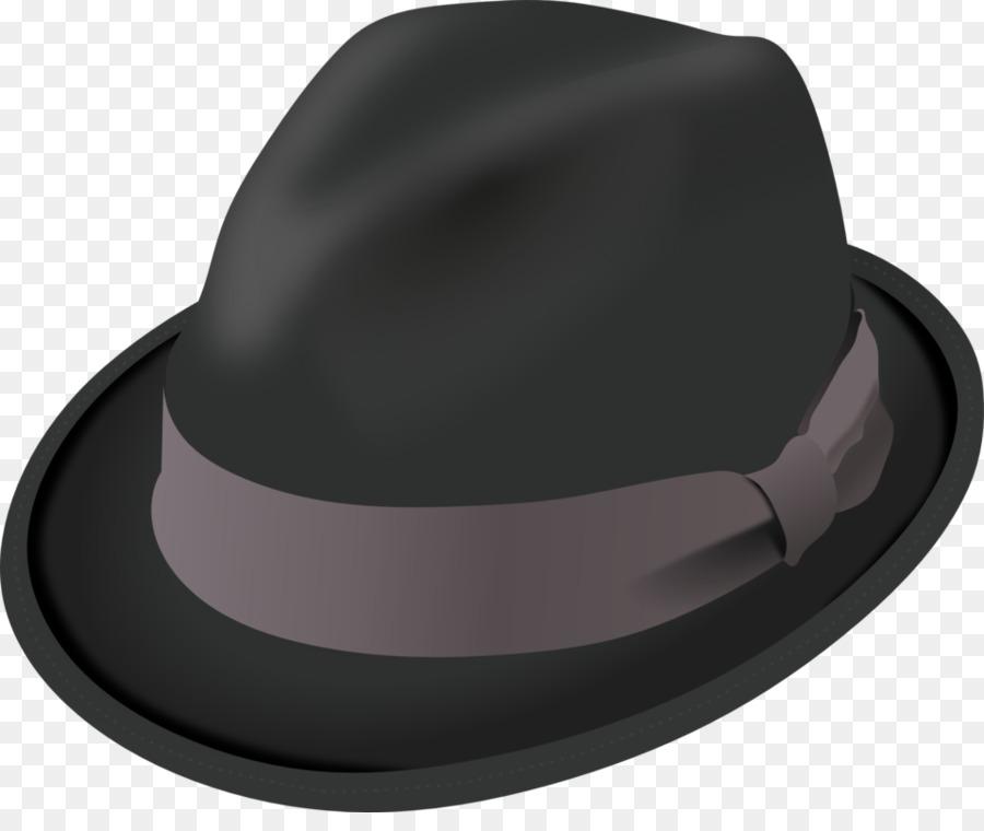 Top hat cartoon product. Fedora clipart clip art