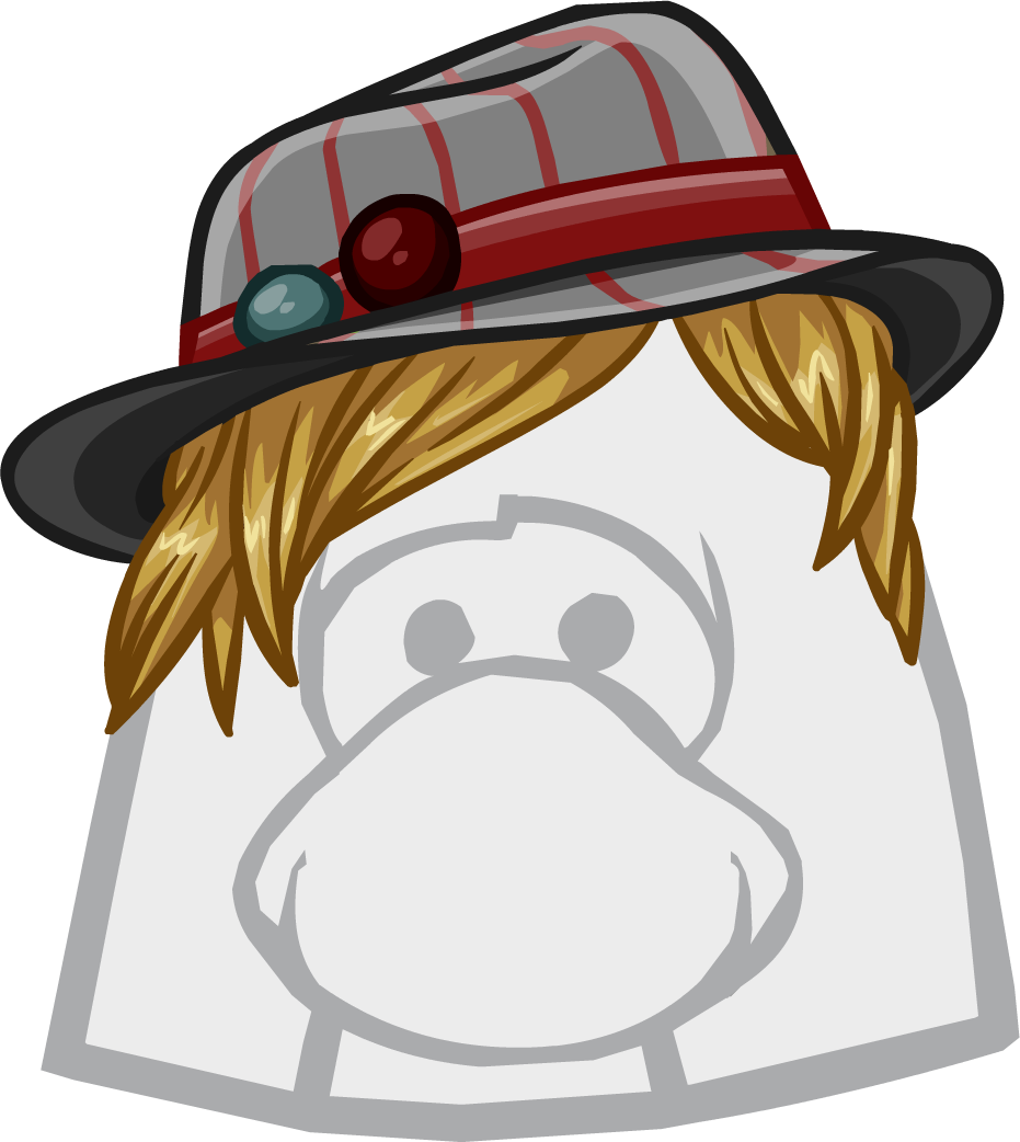 The super fly wiki. Fedora clipart club penguin