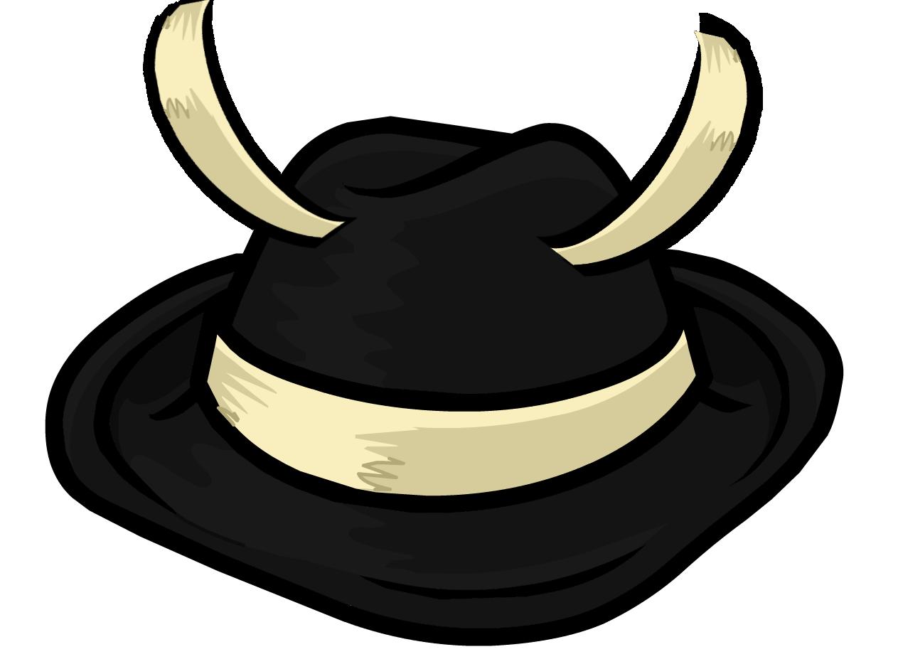 Fedora clipart club penguin. Shadow rewritten fanon wiki