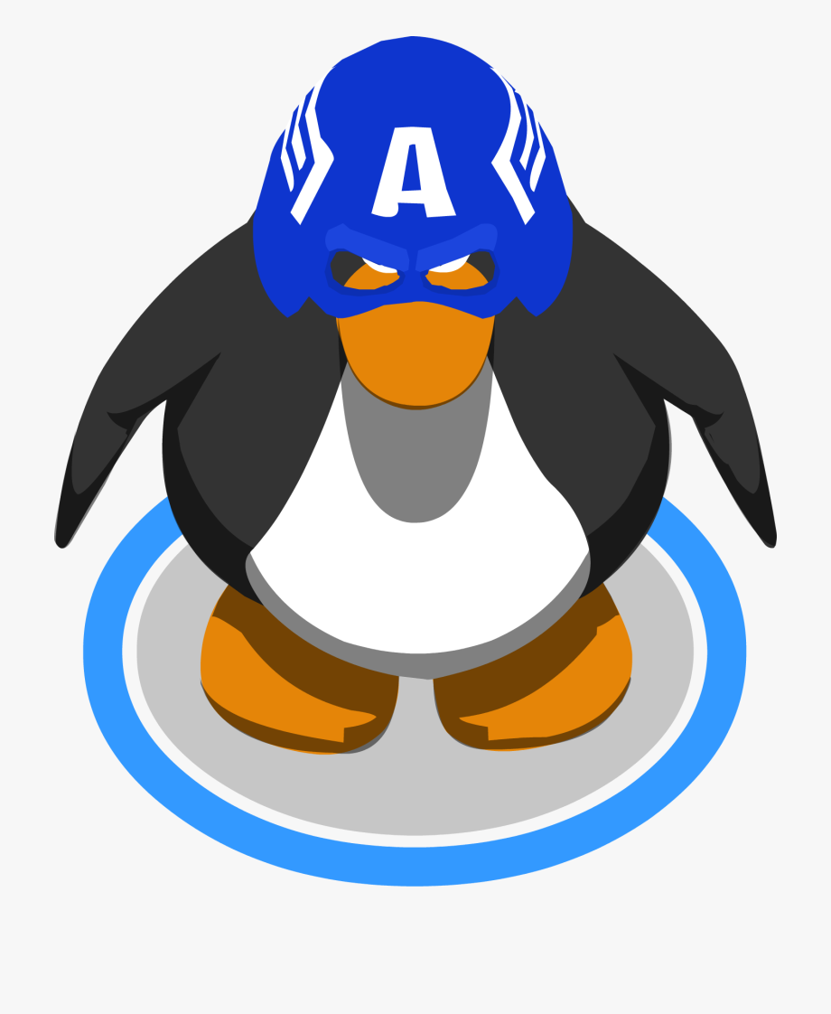 Fedora clipart club penguin. Captain pumpkin head