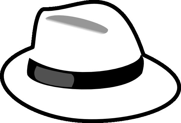 Fedora clipart fadora. Hat free cliparts download