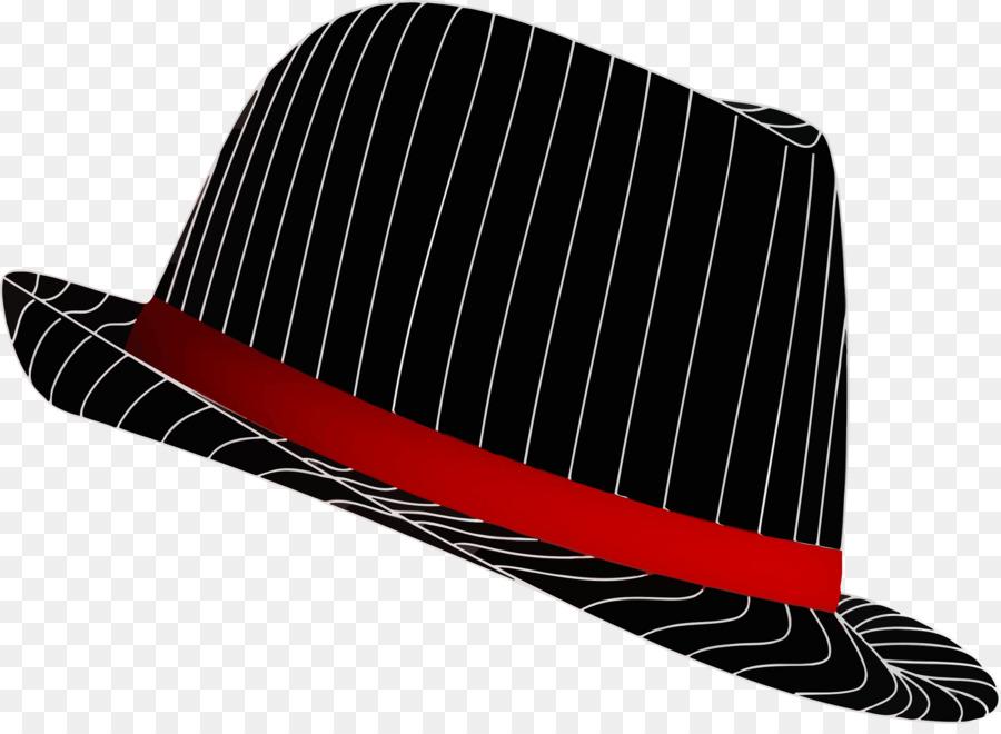Top hat cartoon cap. Fedora clipart fadora