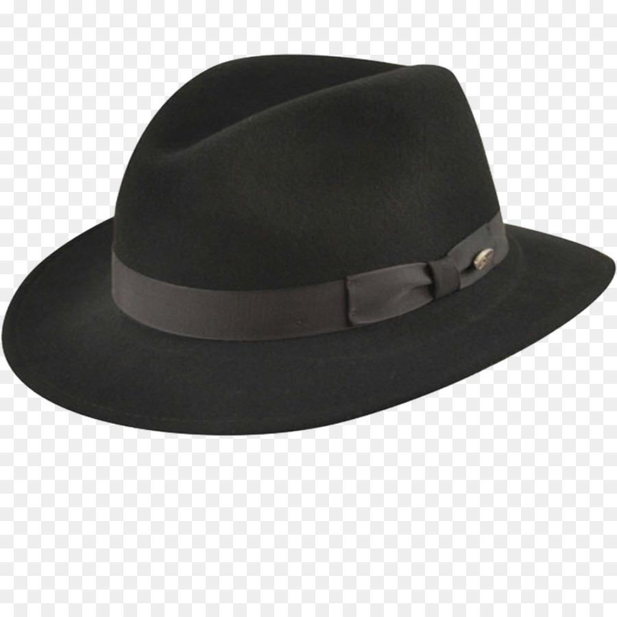 Cartoon product transparent clip. Fedora clipart grey hat