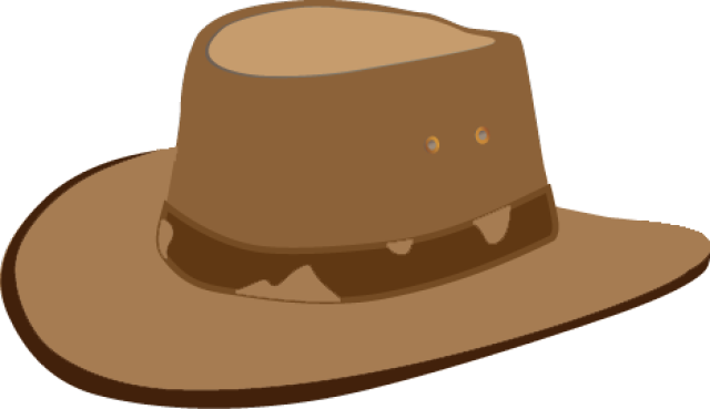 Free outback cliparts download. Fedora clipart hat aussie