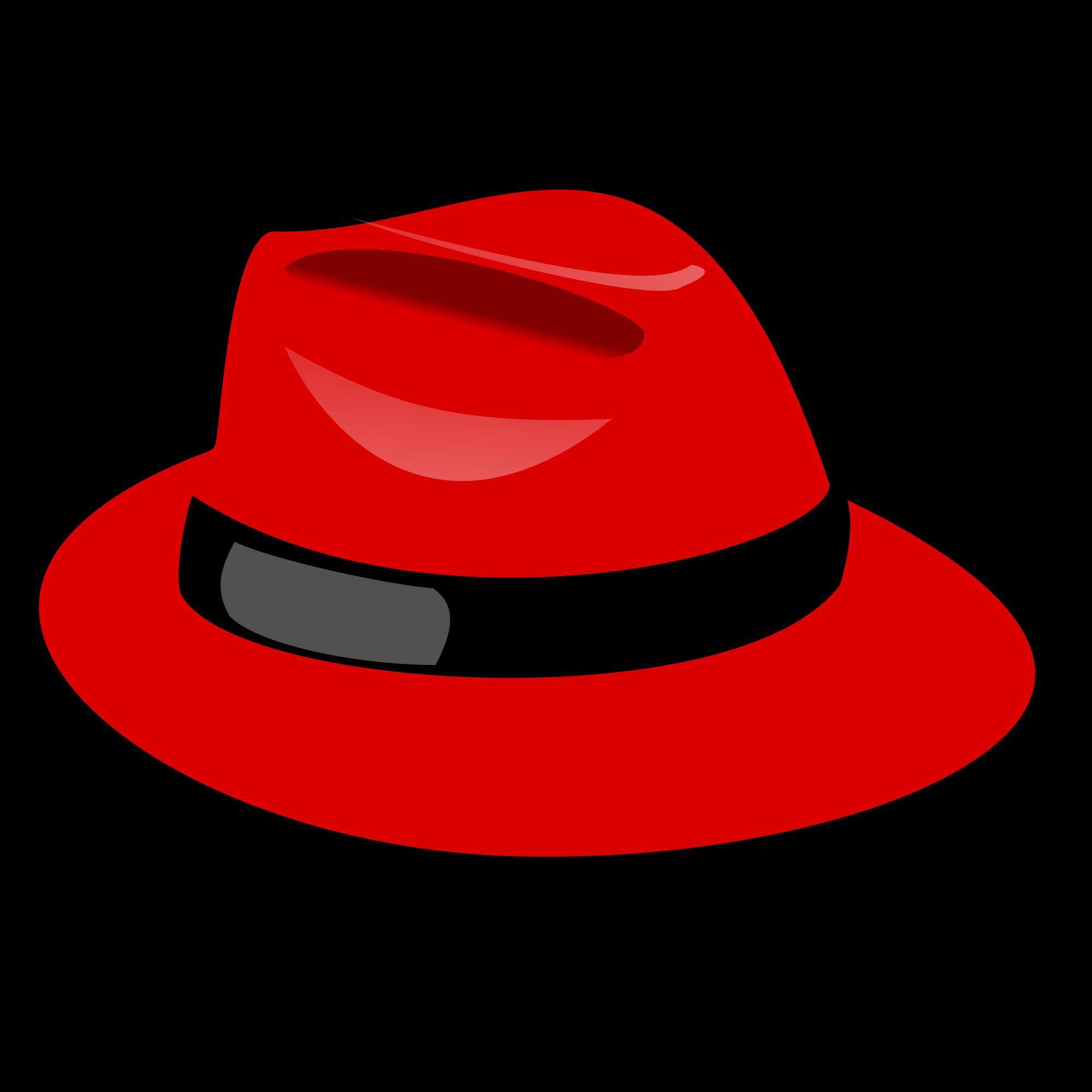 Datei red svg wikipedia. Fedora clipart hat aussie