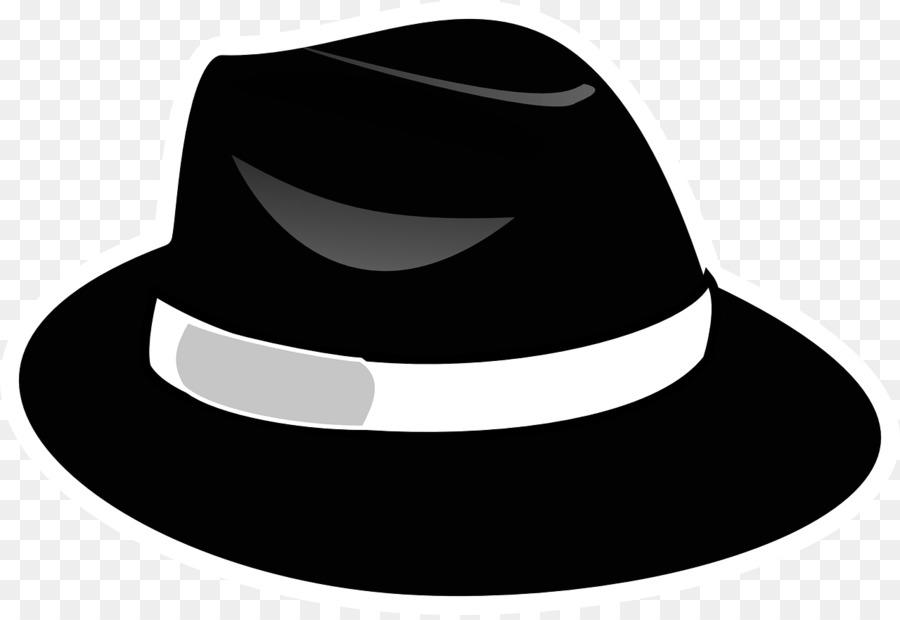 Hat cartoon product line. Fedora clipart headwear