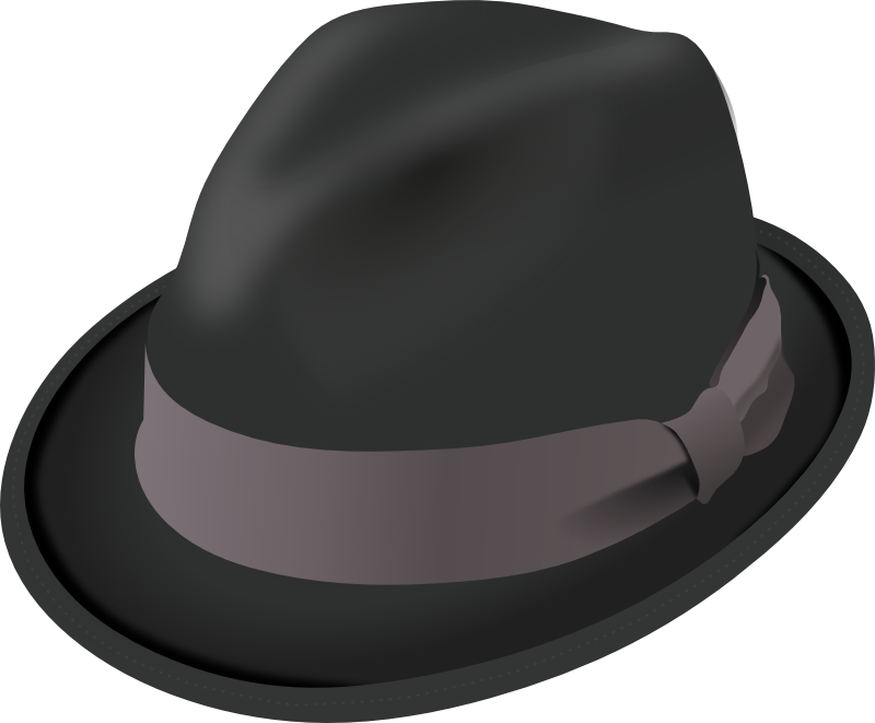 Fedora clipart hipster hat. Free png download clip