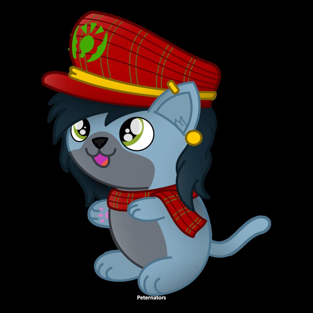 fedora clipart mad hat
