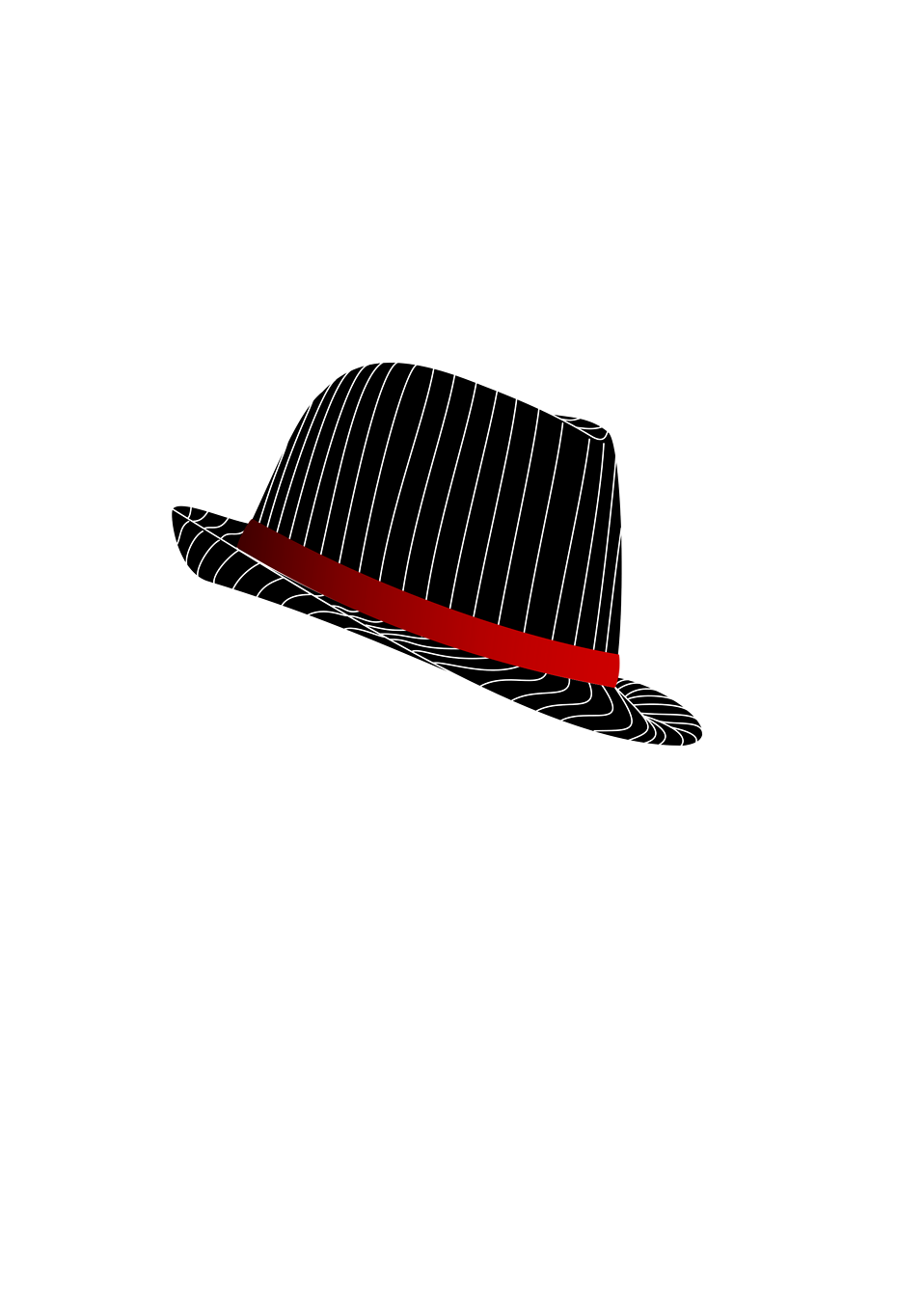 Hat free stock photo. Fedora clipart magic