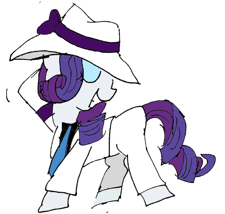Fedora clipart magic. Smooth criminal rarity by