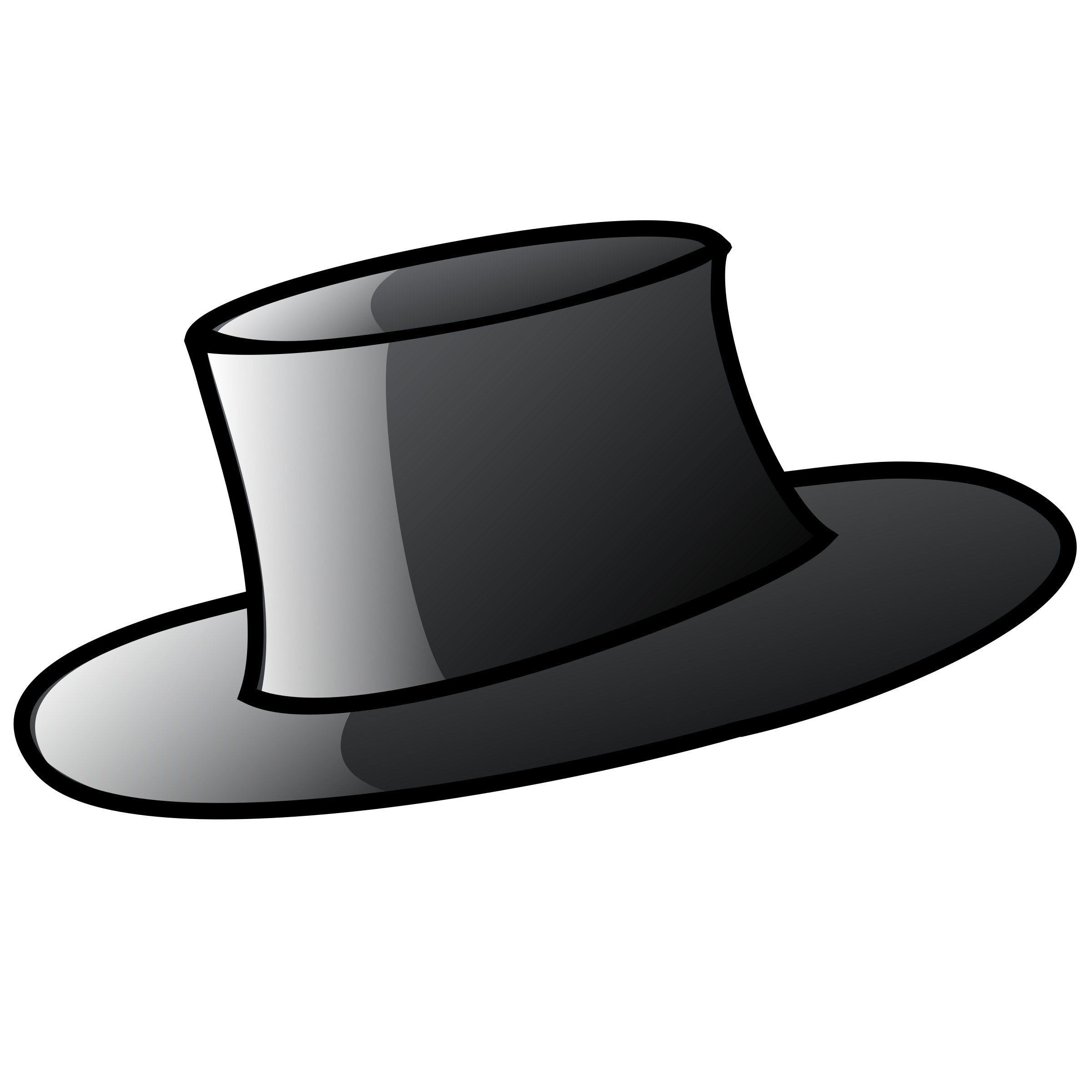 Fedora clipart man's hat. Top icons png free