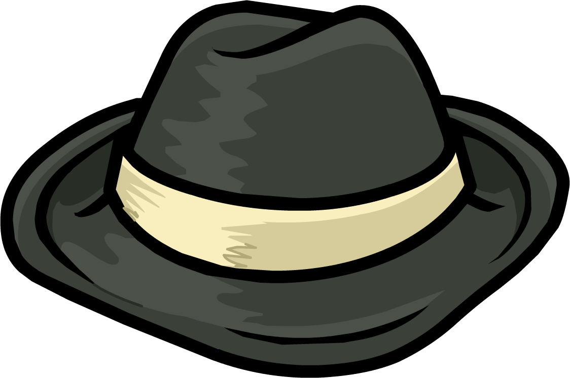 Delta club penguin wiki. Fedora clipart press hat