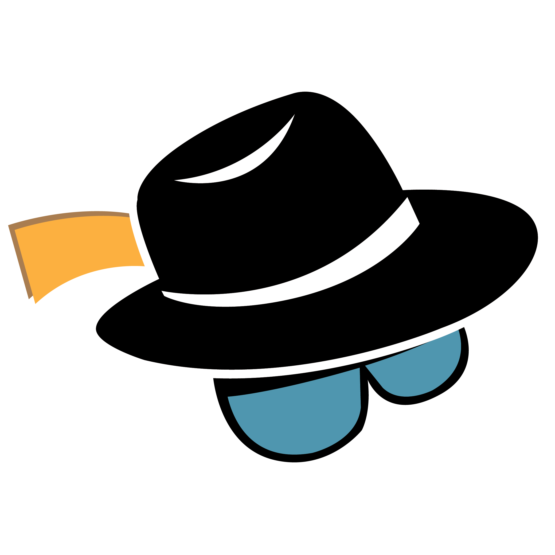Fedora clipart press hat. Coding bootcamp refactory kit