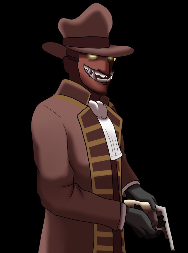 Render by gerardo on. Fedora clipart spy hat