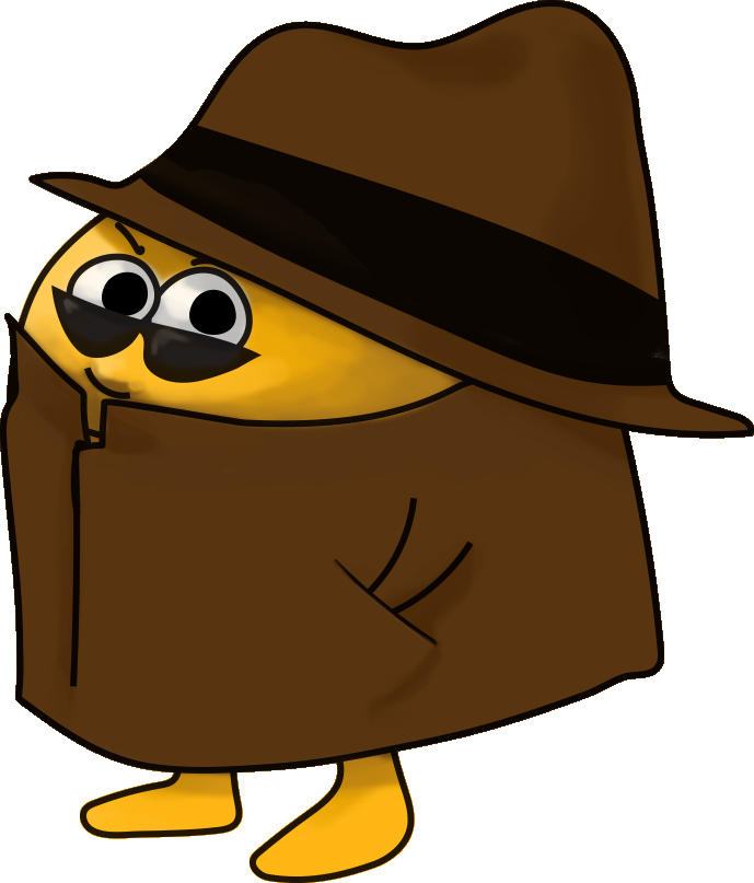 Buncee happy tcea . Fedora clipart spy hat