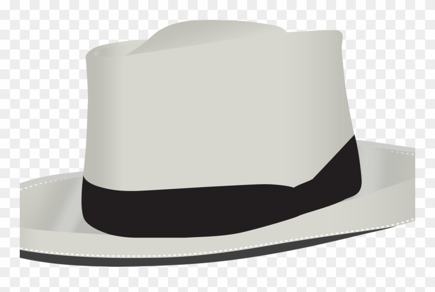french clip art. Fedora clipart sun hat