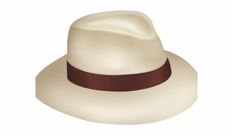 Cap cowboy transparent png. Fedora clipart sun hat