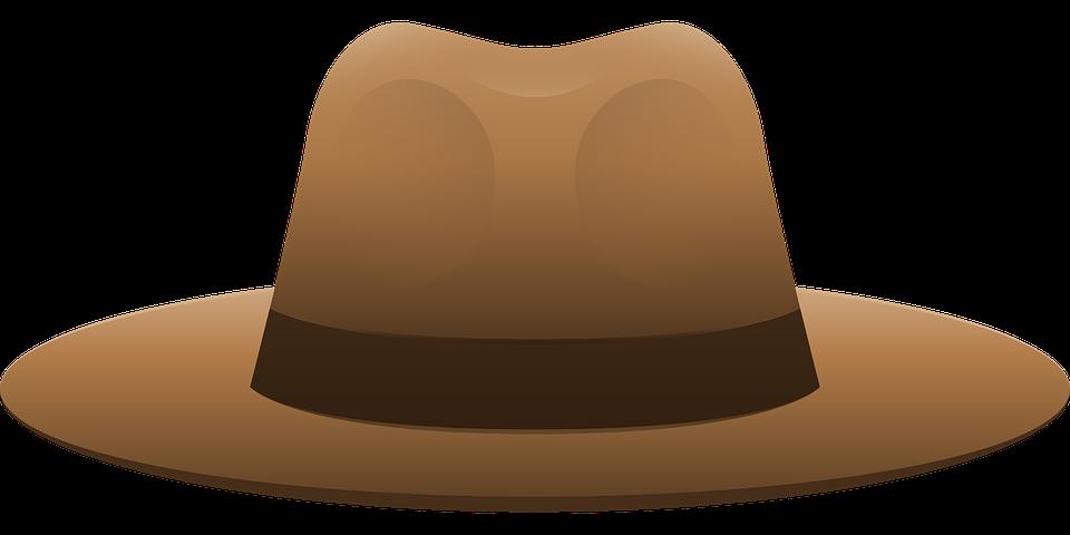 Free image on pixabay. Fedora clipart vector