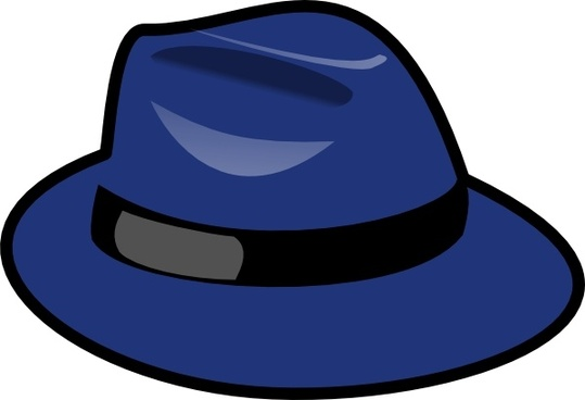 Free download for . Fedora clipart vector