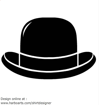 Free which hat download. Fedora clipart vector