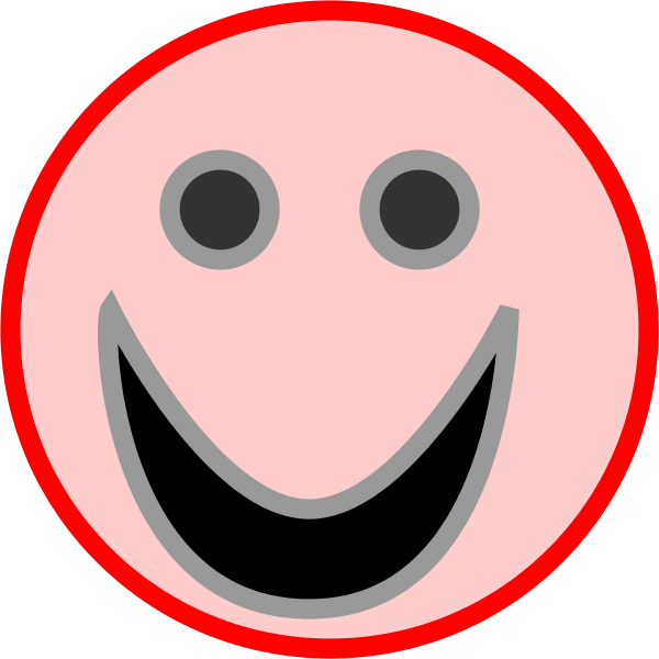 Thanks clipart emoji. Smiley face emotions clip