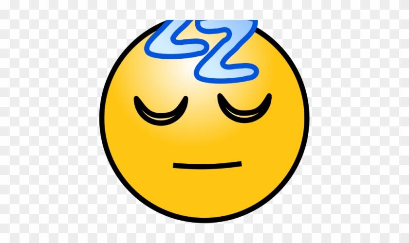 Feeling sleepy smiley hd. Feelings clipart cartoon face