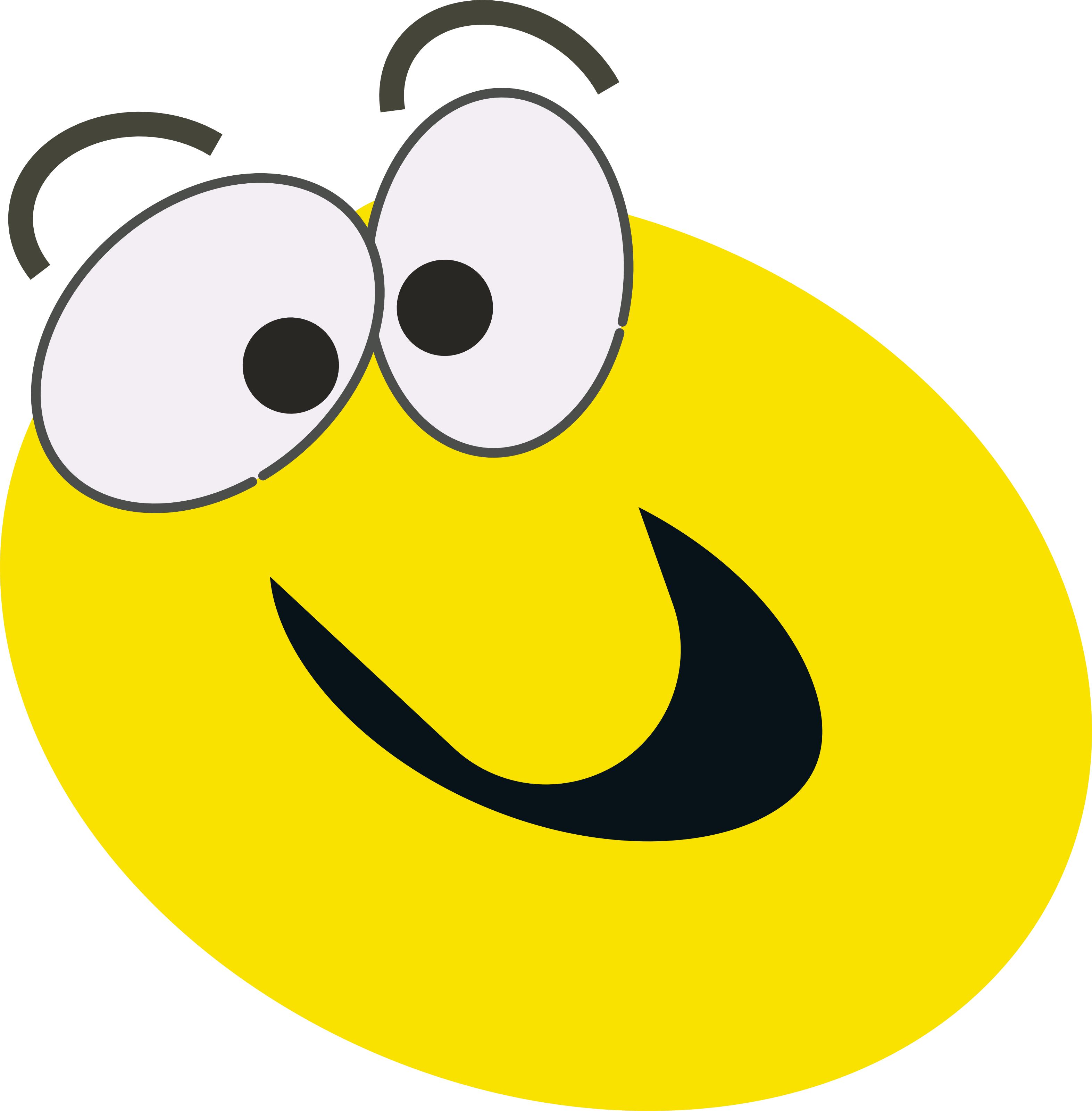 Feelings clipart cartoon face. Smiley graphic free clip